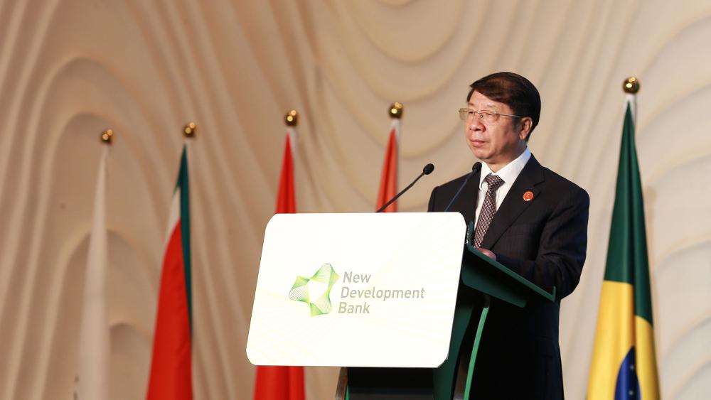 NDB at BRICS Summit in Xiamen 2017 - New Development Bank